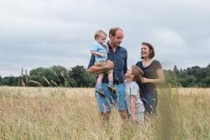 The Hodgson Family
