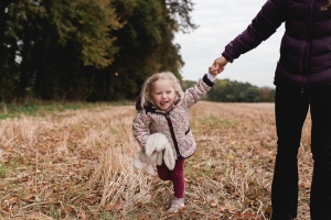 An Autumn Outdoor Family Shoot in Oxford