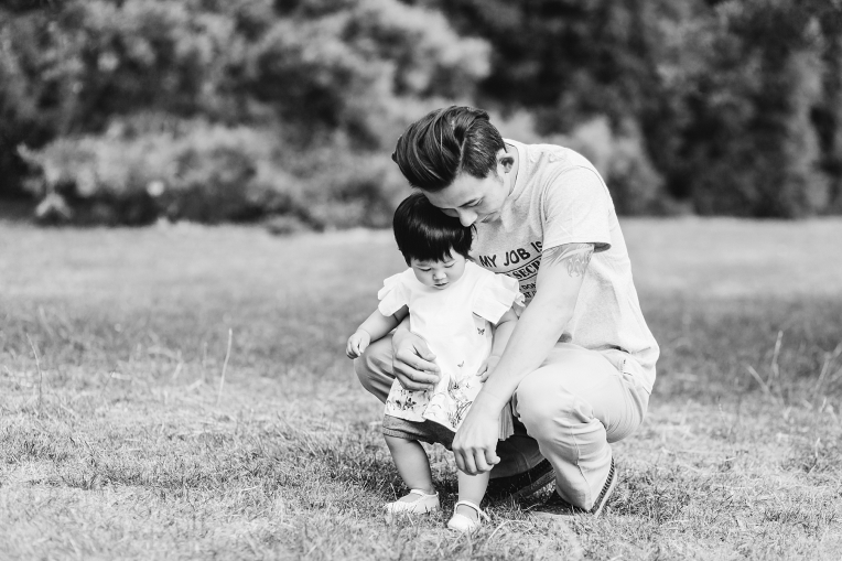 A First Birthday Baby Photography Session in Florence Park Oxford 42