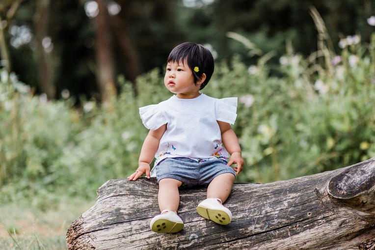 A First Birthday Baby Photography Session in Florence Park Oxford 47
