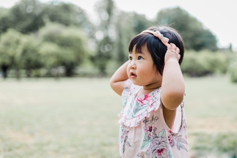 A First Birthday Baby Photography Session in Florence Park Oxford 5