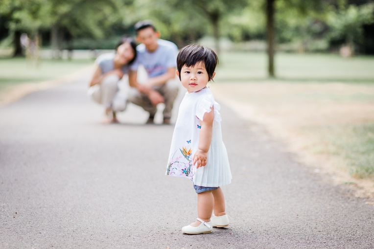 A First Birthday Baby Photography Session in Florence Park Oxford 54