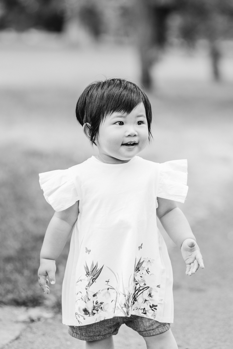 A First Birthday Baby Photography Session in Florence Park Oxford 60