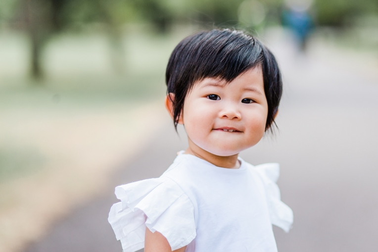 A First Birthday Baby Photography Session in Florence Park Oxford 61
