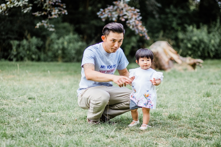A First Birthday Baby Photography Session in Florence Park Oxford 64