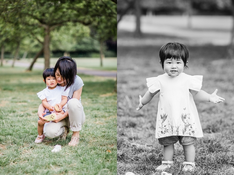 A First Birthday Baby Photography Session in Florence Park Oxford 66-1
