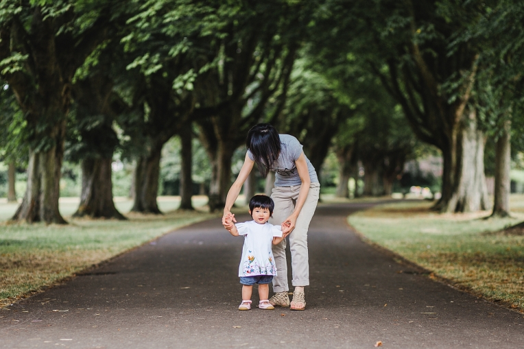 A First Birthday Baby Photography Session in Florence Park Oxford 70
