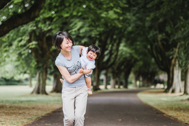 A First Birthday Baby Photography Session in Florence Park Oxford 71