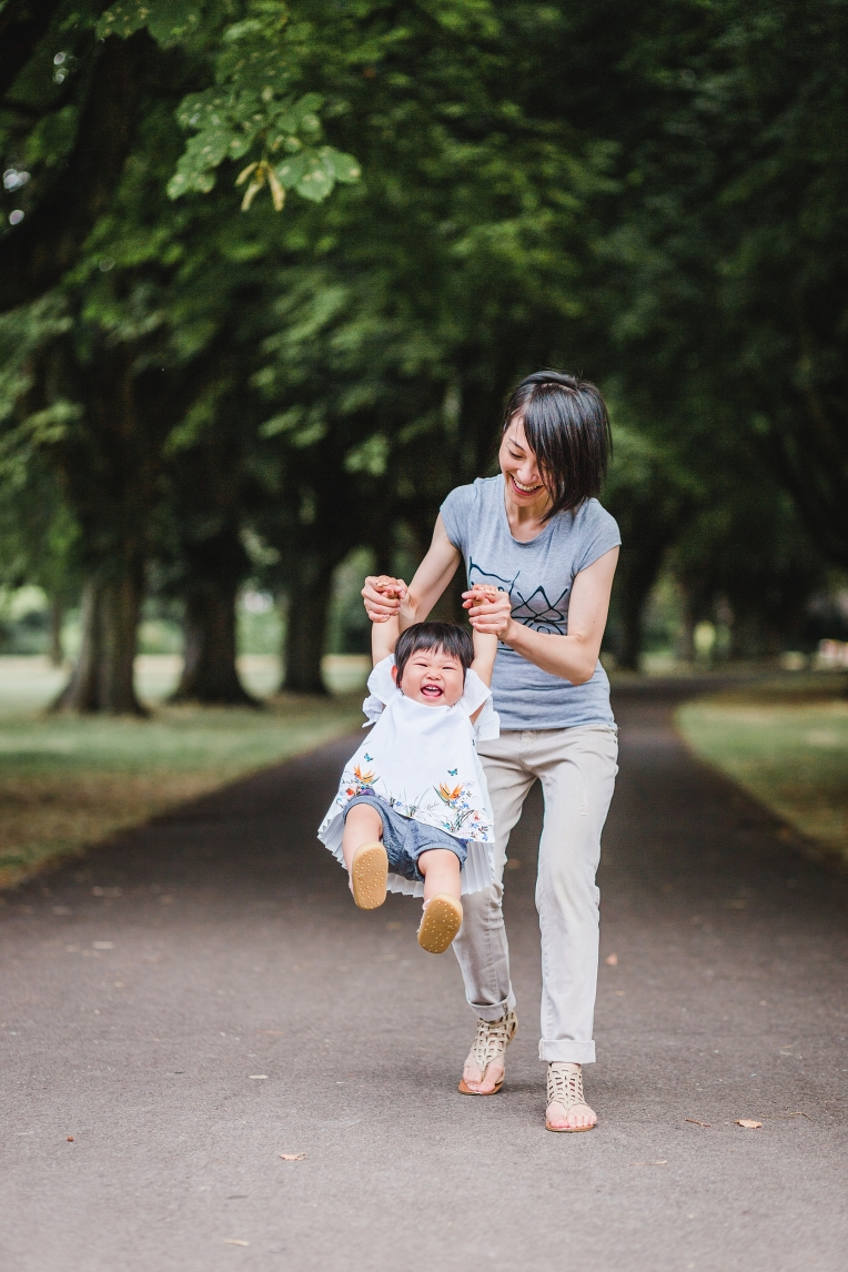 A First Birthday Baby Photography Session in Florence Park Oxford 72