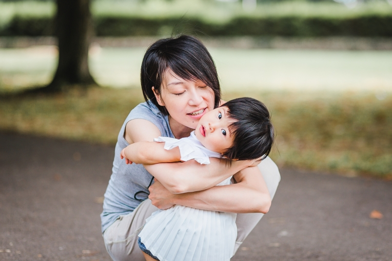 A First Birthday Baby Photography Session in Florence Park Oxford 74