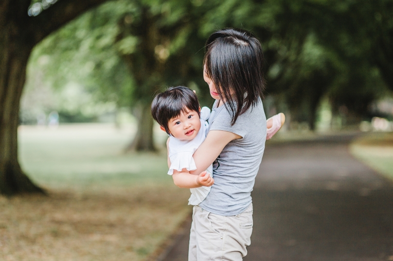 A First Birthday Baby Photography Session in Florence Park Oxford 75