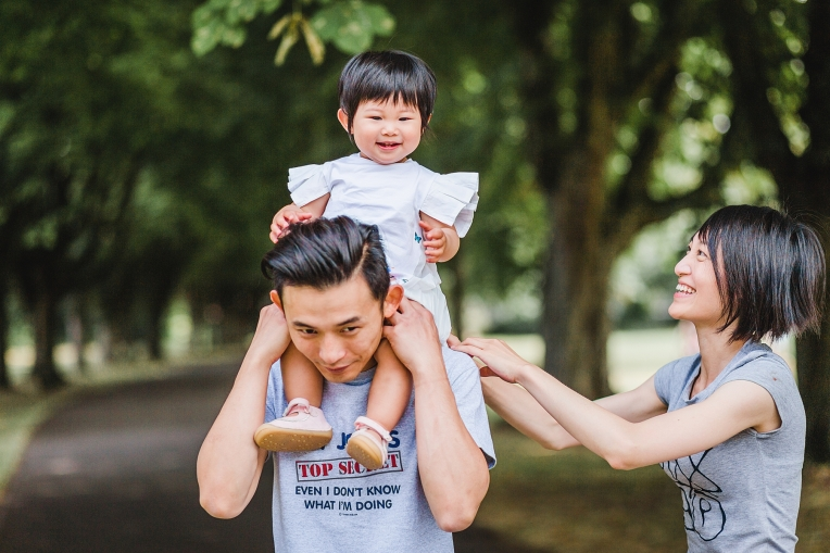 A First Birthday Baby Photography Session in Florence Park Oxford 76