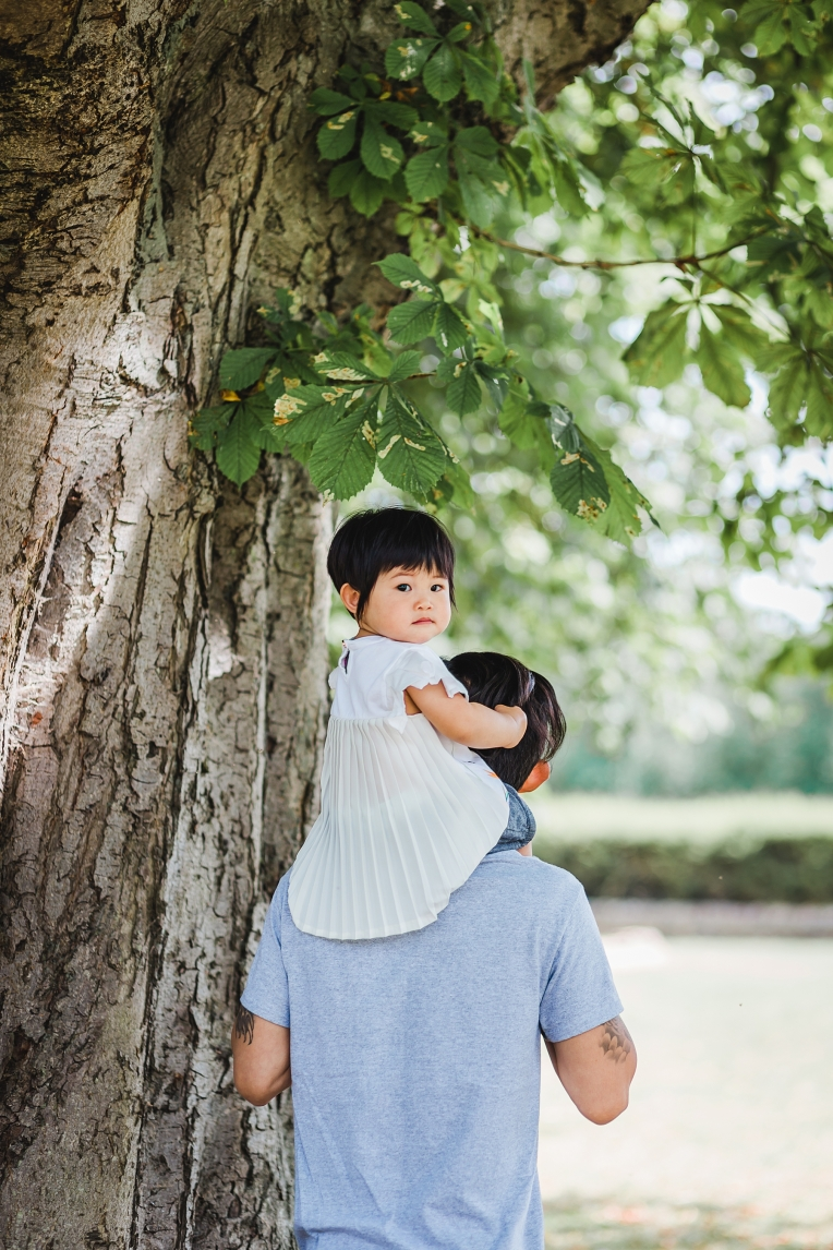 A First Birthday Baby Photography Session in Florence Park Oxford 83