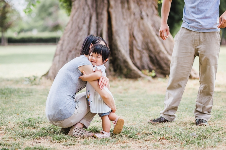 A First Birthday Baby Photography Session in Florence Park Oxford 85